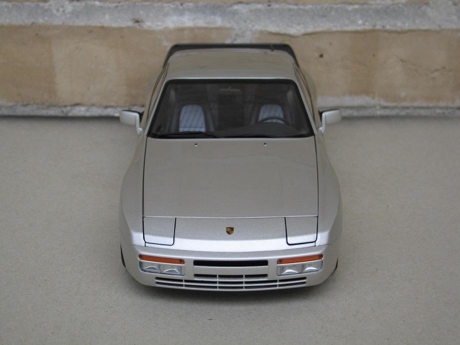 porsche 944 turbo 1/18