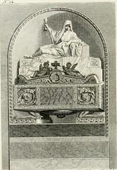 """Image from page 91 of """"Collezione dei monumenti sepolcrali del cimitero di Bologna"""" (1825)"""