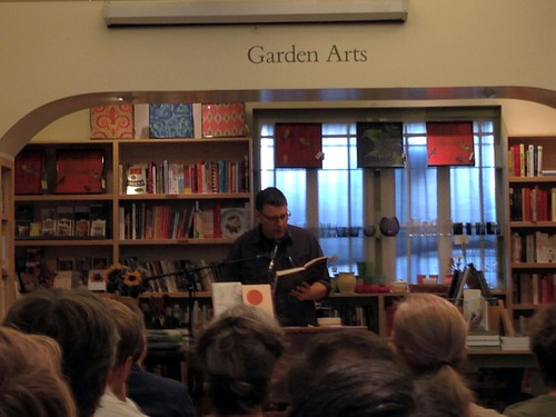 Matthew Zapruder reading