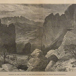 GC252 Thomas Moran; Gateway to the Garden of the Gods, Colorado; 1876; Engraving - From The Graham and Barbara Curtis Collection