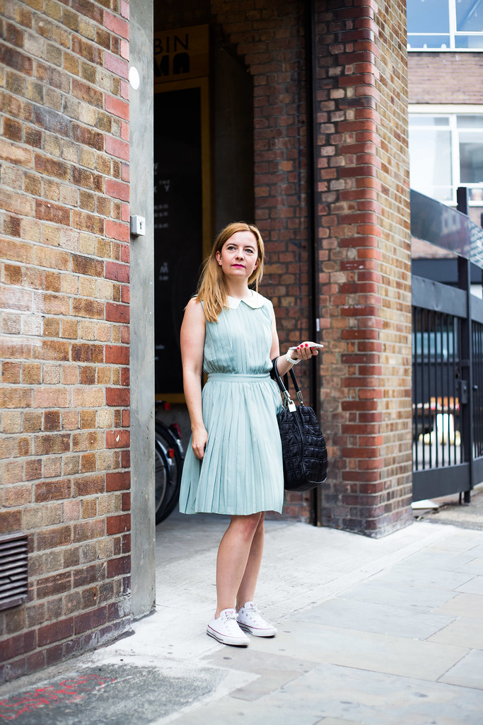 Street Style - Natalia, Club Row