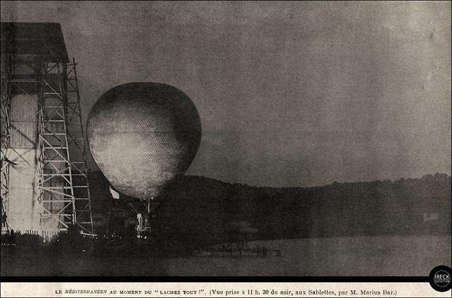 La Vie Illustree - 25 Octobre 1901 - Le Méditerranéen