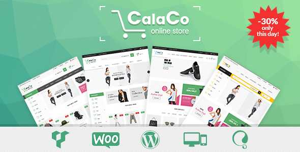 VG Calaco WordPress Theme free download