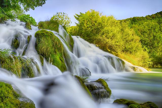 San Korana Waterfalls