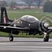 Tucano ZF135 RAF
