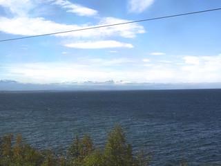 Along the magnificent Lake Baikal