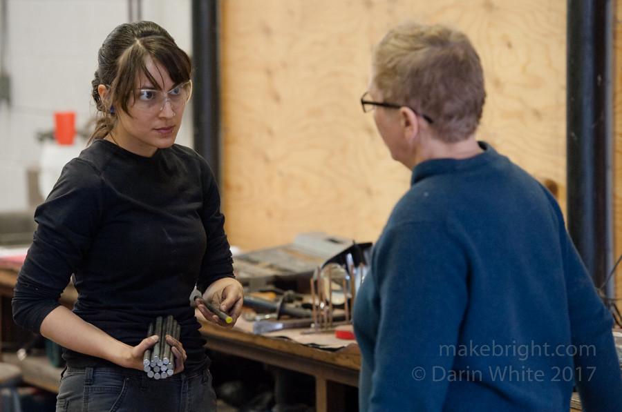 Sandra Dunn - new shop 315