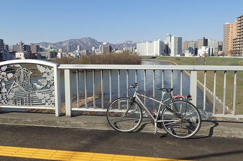 自転車出勤