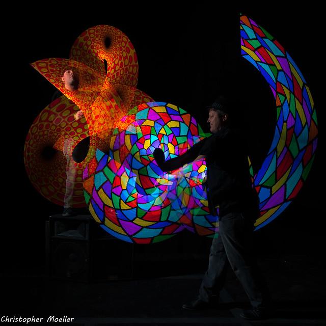 Masters of Light - LED POI