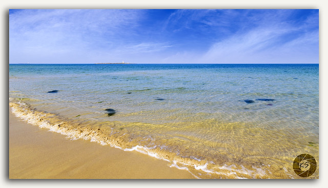 Beautiful Serena Beach of Mandvi, Gujarat