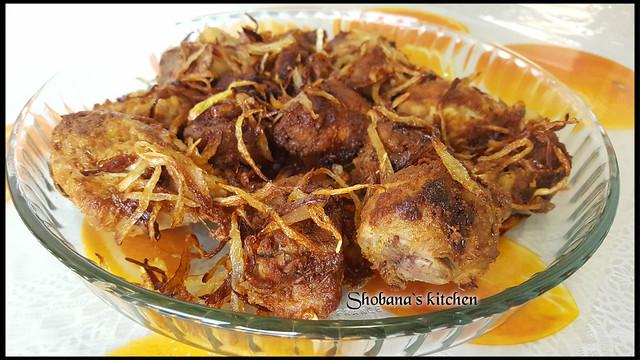 Tandoori chicken / Tandoori Chicken Restaurant Style