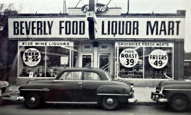 Beverly Food & Liquor Mart