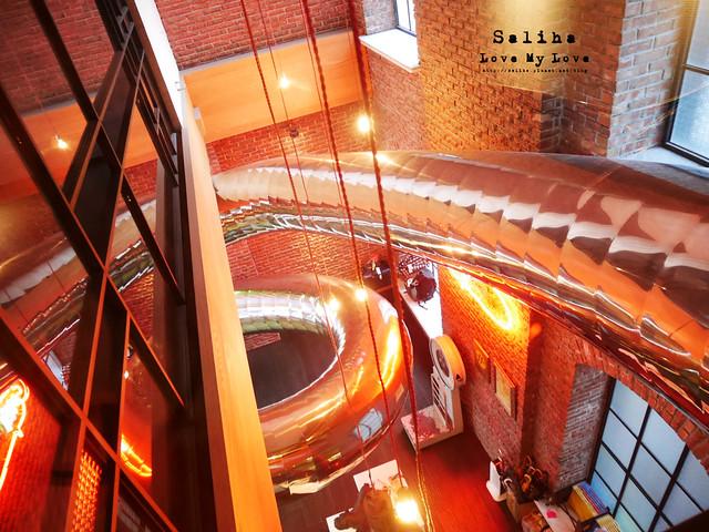 台中HOTEL推薦紅點文旅台中溜滑梯飯店 (6)