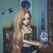 Small photo of Dakota (DIM Larina) and her room