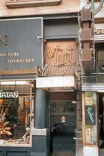 Found Photo - Belgium Brussels Storefront Oct 1969.tif