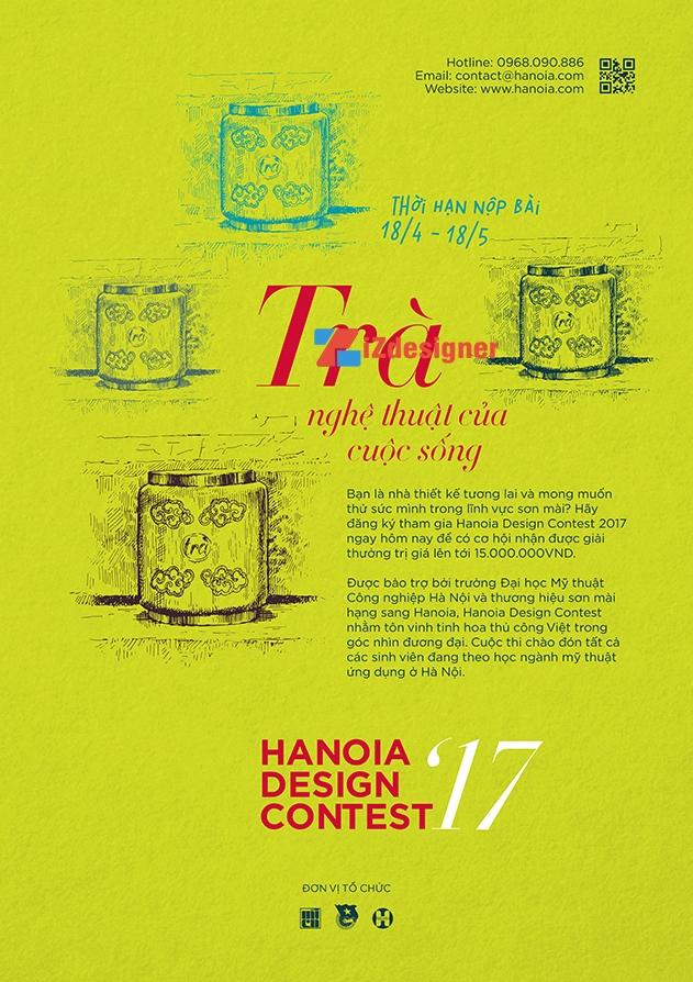 Hanoia Design Contest 2017