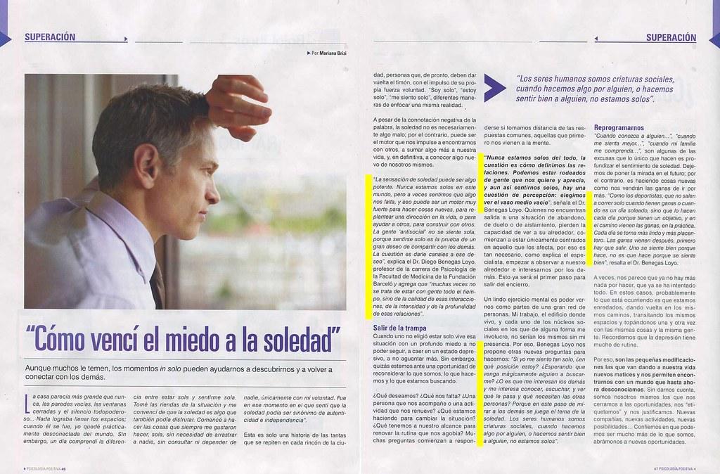 Revista Psicología Positiva Diciembre 2013 (2)