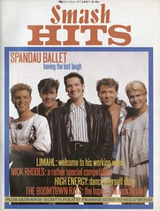 Smash Hits, June 7, 1984
