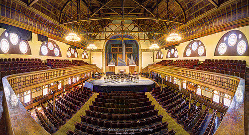 Setnor Auditorium, Syracuse University