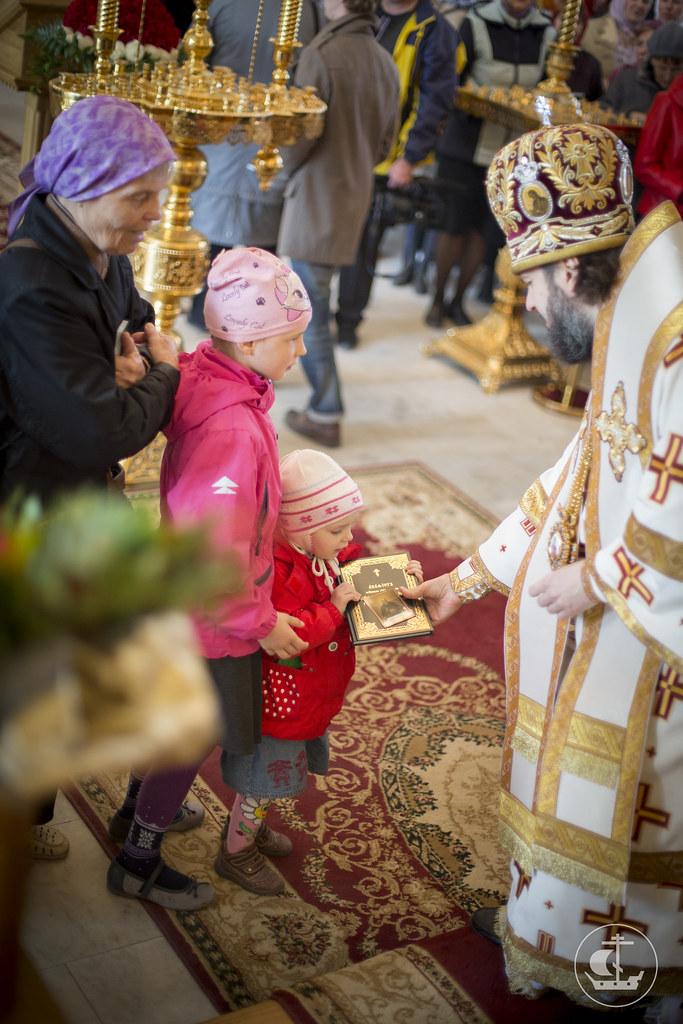 3 мая 2014, Торжества в честь дня рождения прп. Сергия Радонежского / 3 May 2014, Celebrations in honor of the birthday of St. Sergius of Radonezh