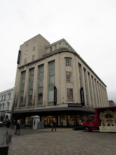 House of Fraser, 37 Linthorpe Road