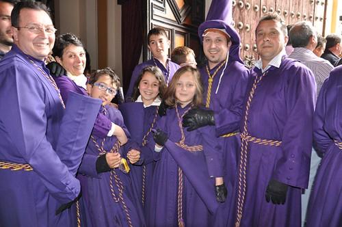 AionSur 13927911246_94a53618c8_d Corta Madrugá, intensa estación de penitencia Cultura Semana Santa