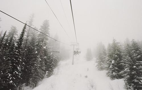 winter in montana, part five