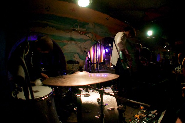 Dead Forest Index supporting ZZZ's at the Shacklewell Arms