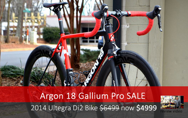 Argon 18 Sale and Review