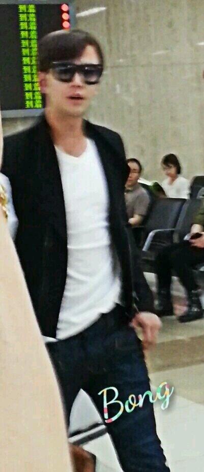[Pics] Jang Keun Suk returned from Japan to Korea_20140510 13966915539_90978325dd_o
