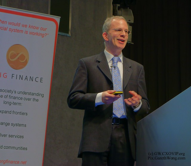 Anthony Hene GMO at LongFinance2014 from RAW _DSC9218
