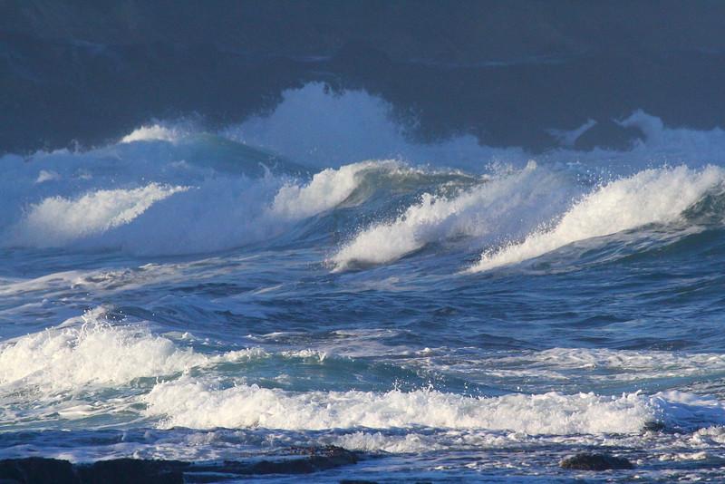 IMG_2048 Ocean Waves in Early Morning, La Jolla