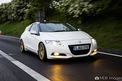 automobile, automotive exterior, wheel, vehicle, automotive design, rim, honda, honda cr-z, bumper, land vehicle, sports car,