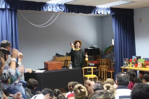 Contacontos en Vigo