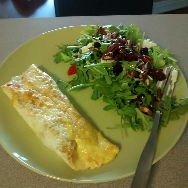 April 24: Omelet!