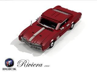 Buick 1966 Riviera Hardtop