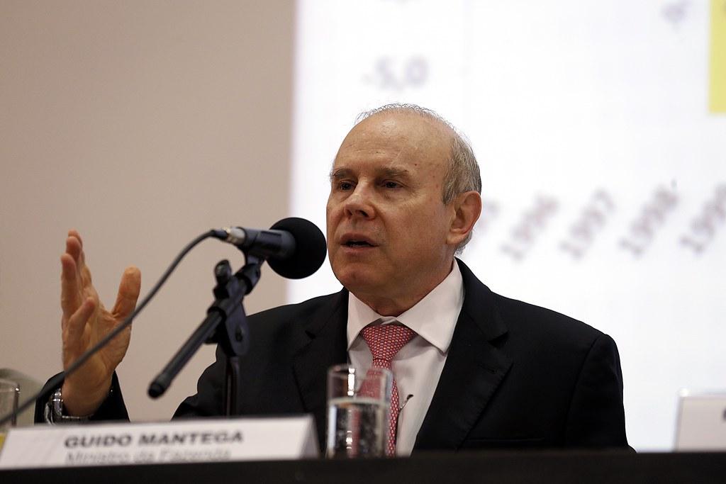 STF suspende ação penal aberta por Moro contra o ex-ministro Mantega, Ministro Guido Mantega na CD.
