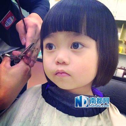 可爱小孩逗比脸微信头像