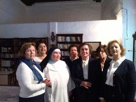 AionSur 14044573871_4808915e83_o_d Las últimas monjas de Arahal abandonan poco a poco el convento  Sociedad  Monjas inician despedida Convento Nuestra Señora del Rosario