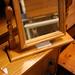 Pine Dresser Mirror