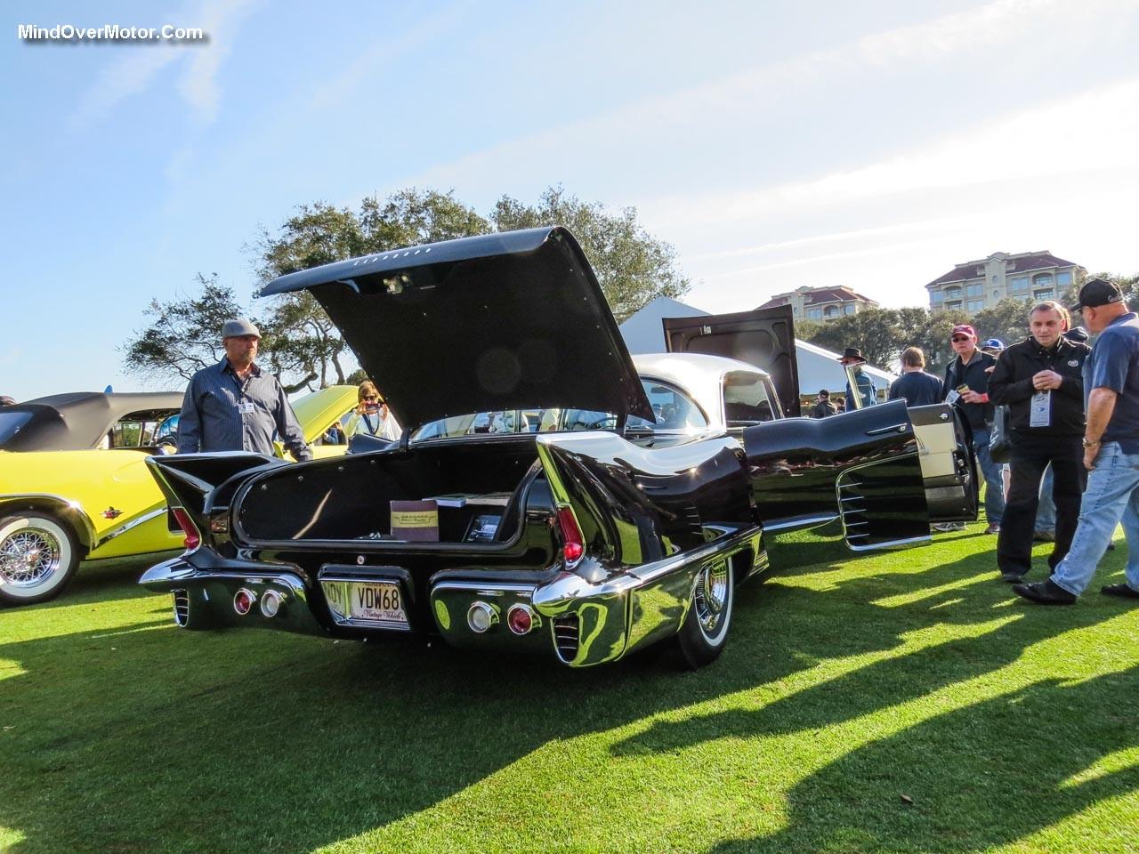 1957 Cadillac Eldorado Brougham Rear