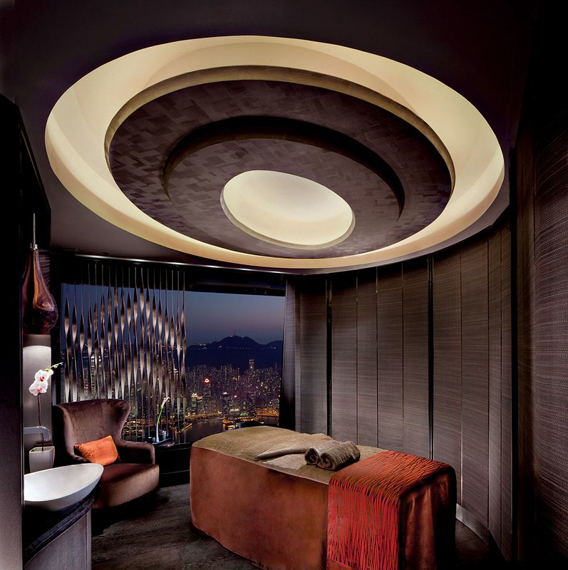 The Ritz Carlton Hong Kong-spa