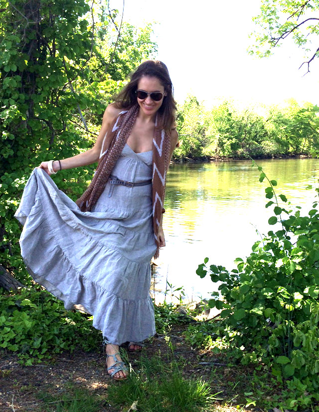 4  maxi dress summer style