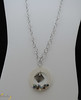 Mother of Pearl donut with multicolor gems and silver element - DSC_1609.jpg