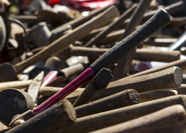 Hammers and Tools