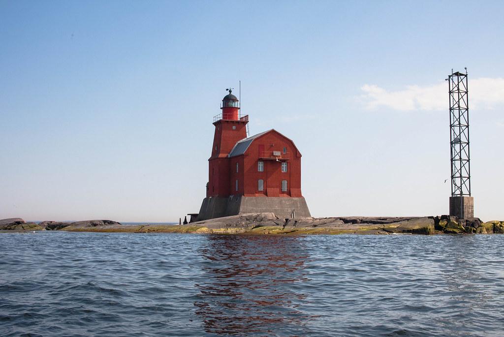 Länsi-Suomenlahden majakkaretki | Porkkala Lighthouse | Porkala Kallbådan