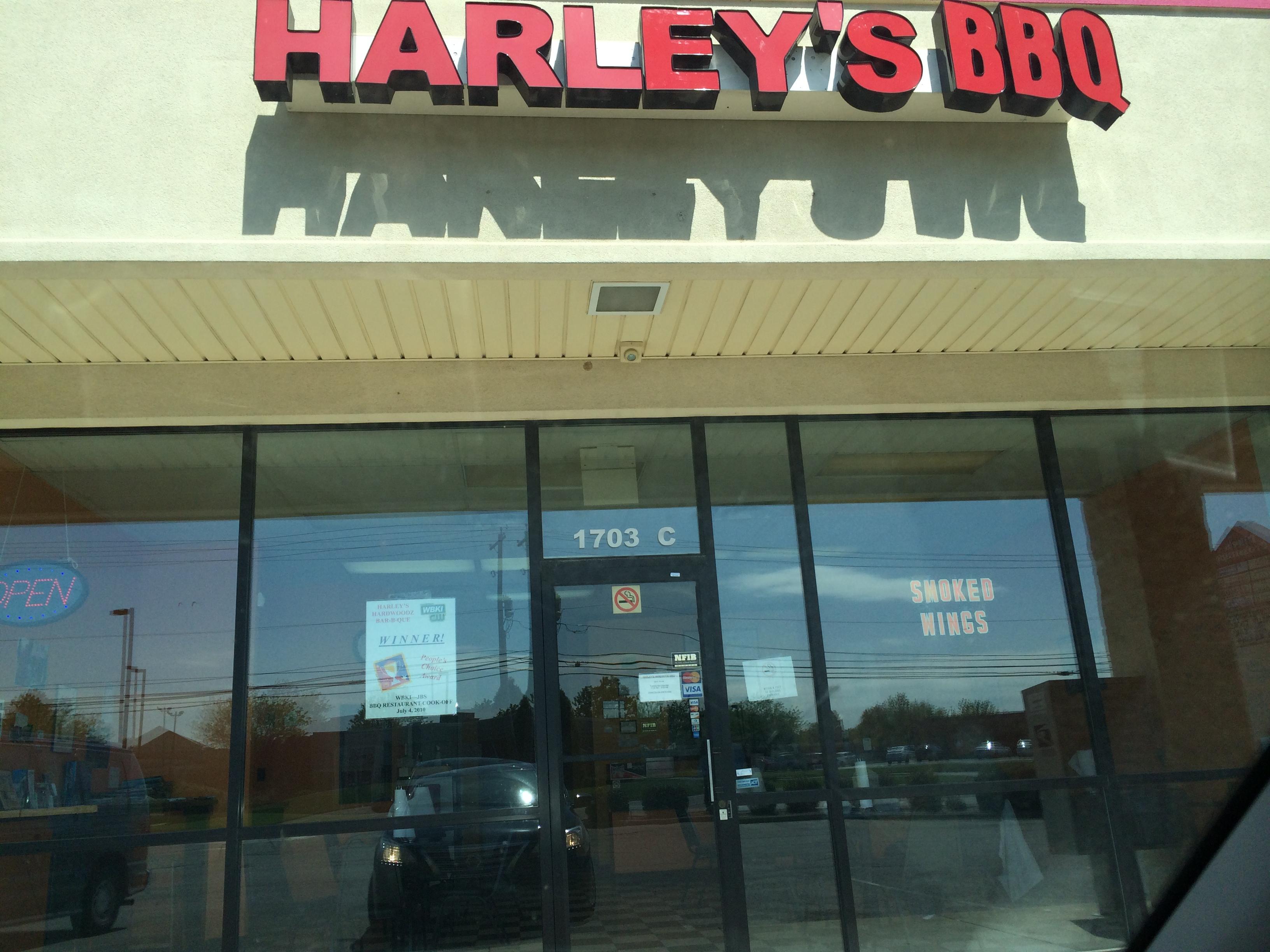 Harley's Hardwoodz BBQ