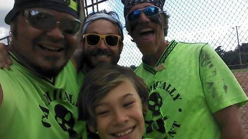 EC, Chris, Heff and Q-ball