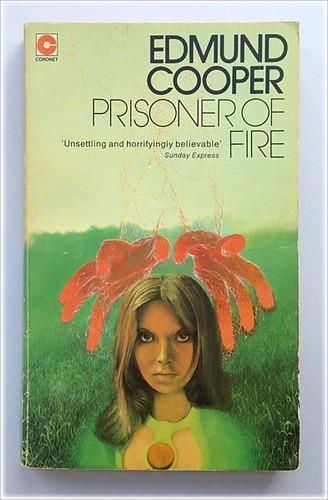 Prisoner of Fire by Edmund Cooper