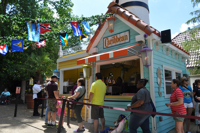 Food and Wine Festival 2014 at Busch Gardens Williamsburg